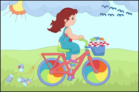 Screenshot Mary's Bike